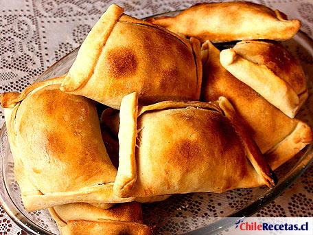 Resultado de imagen para empanadas de pino horno