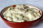 Salsa de Champiñones y Callampas Secas
