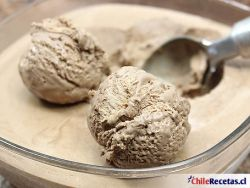 Helado de Chocolate 3 Ingredientes