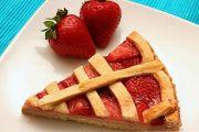 Kuchen de Frutillas