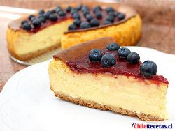 Tarta de Queso Neoyorquina (New York Cheesecake)