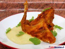 Conejo al Curry